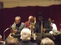 Odean Pope, Bill Lowe, Lance Bryant, Robert Stringer